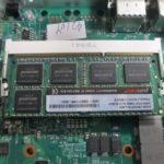 格安ミニPC「XCY Intel Core I5-4210Y」のメモリを8Gに交換